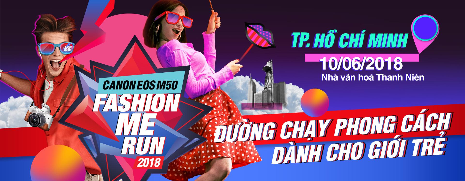 Fashon Me Run - Đường chạy phong cách dành cho giới trẻ