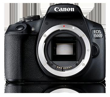 Interchangeable Lens Cameras - EOS 1500D (Body