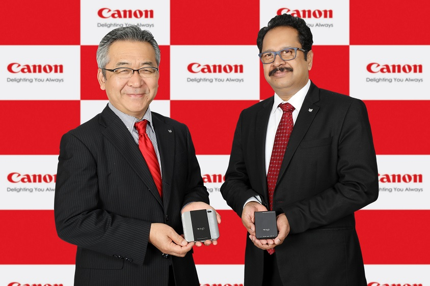 Canon India announces Rayo Mini Projectors in India