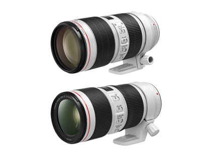 Widen Your Visionary Repertoire with Two New Canon Telephoto Zoom Lenses