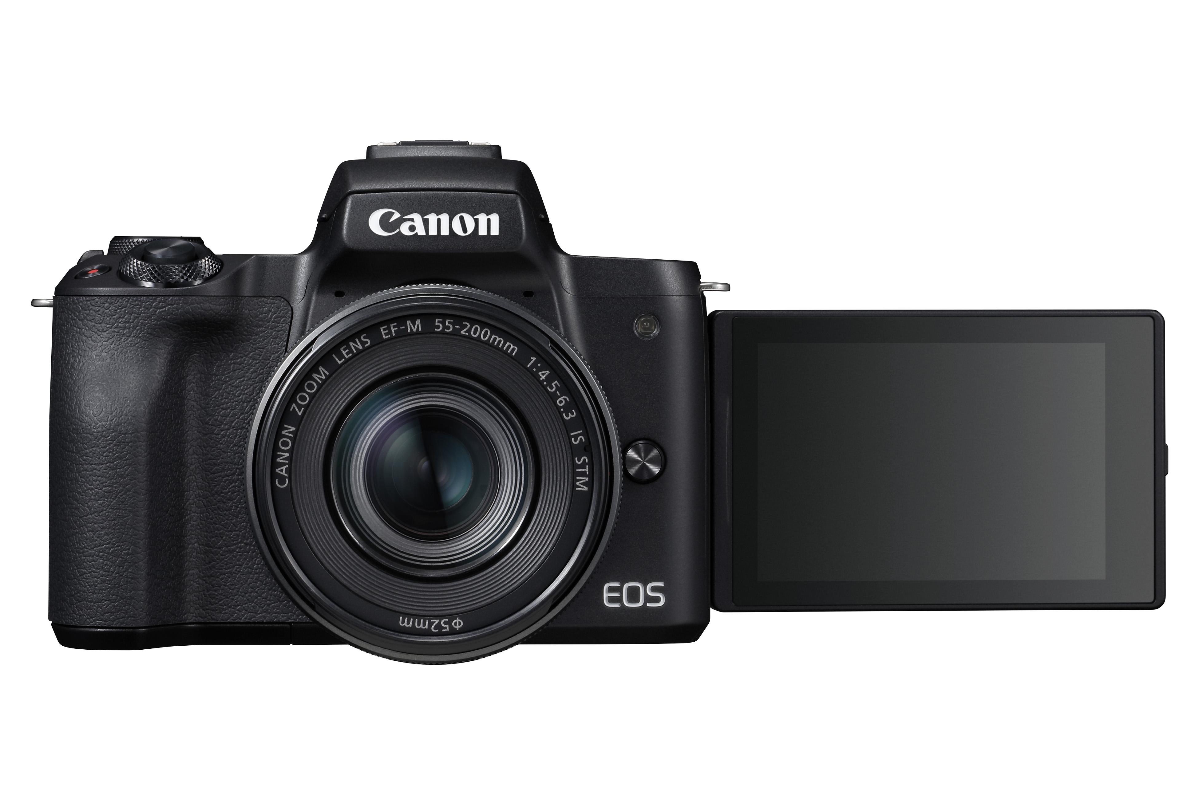 Canon Ups the Mirrorless Camera Game with Newest EOS M50