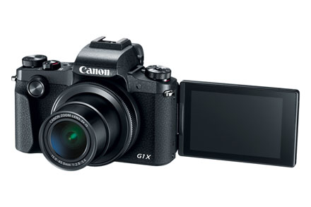 Compact Camera that Delivers Big Performance