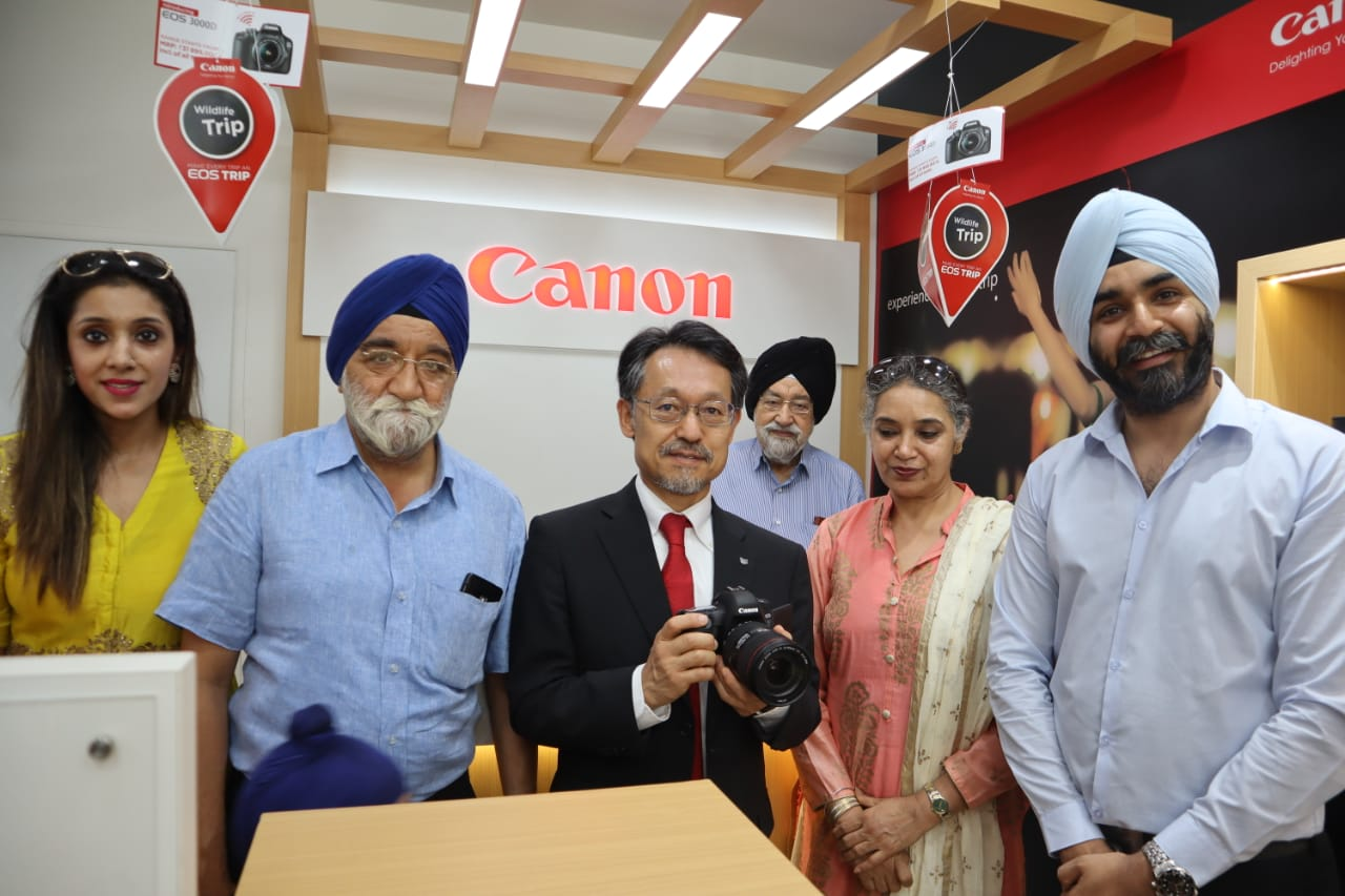 Canon India launches new Gen-Z version of its 3.0 Canon Image Square store in the Holy city of Haridwar