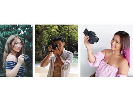 Top Pinoy Content Creators Swear By Canon EOS M50 for Power Vlogging