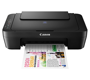Hasil gambar untuk Canon PRINTER INKJET MULTIFUNCTION E410