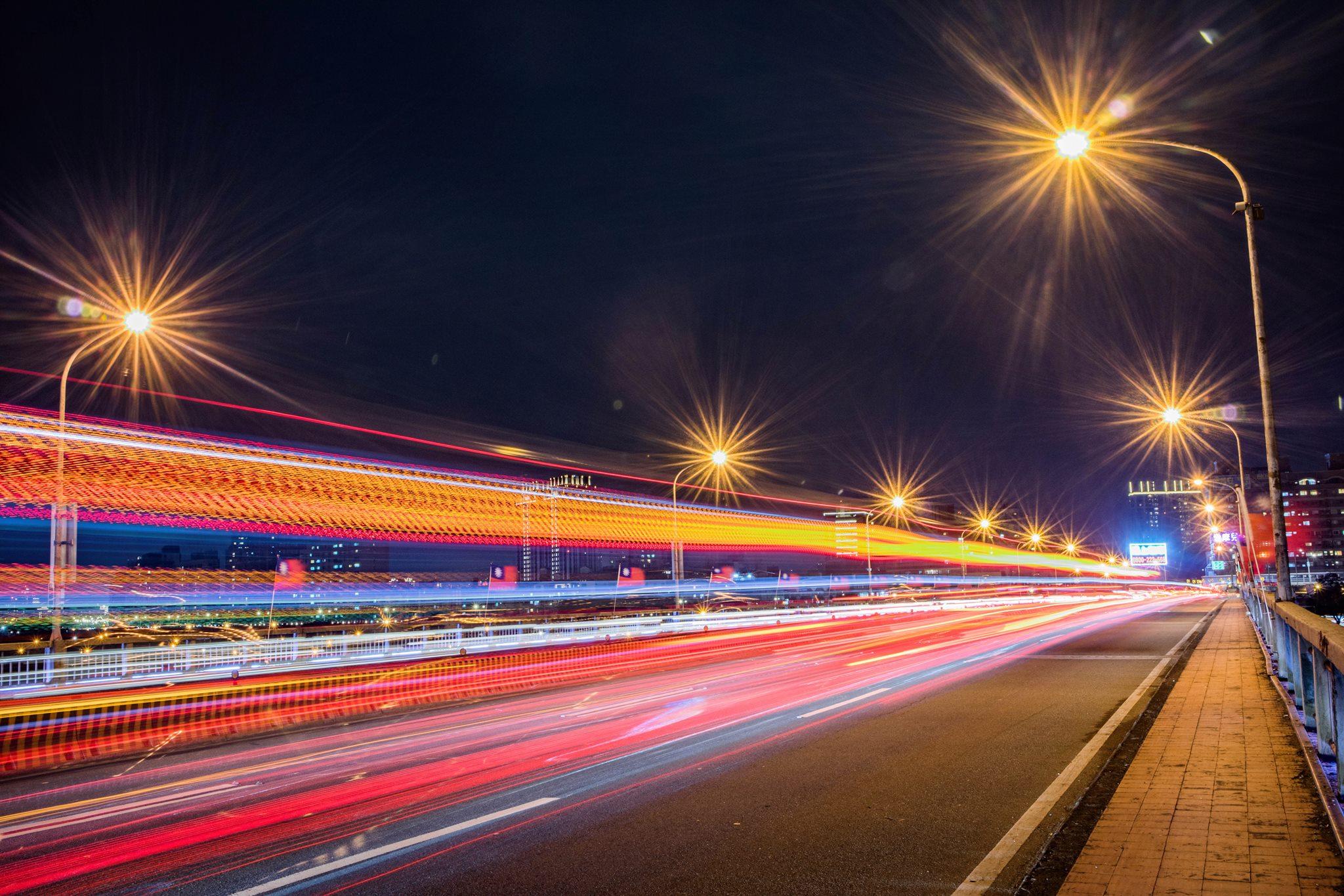 拍攝城市車軌好去處,必去的五個地點大公開!