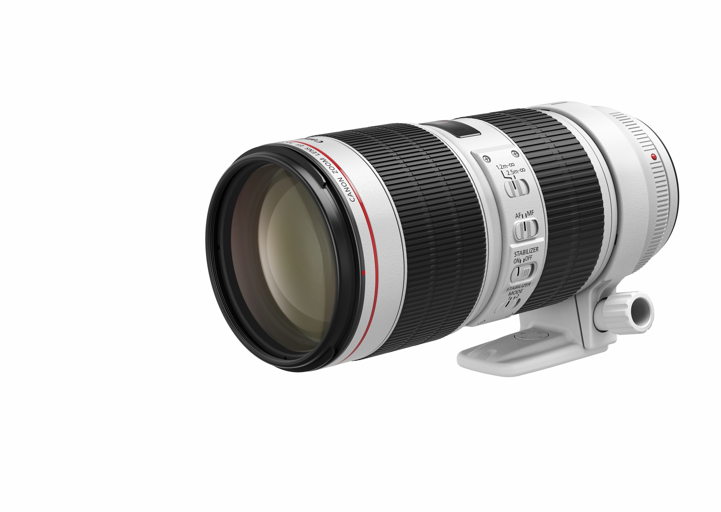 Canon Enhances Photography Experience with Next Generation EF L-Series Telephoto Zoom Lenses