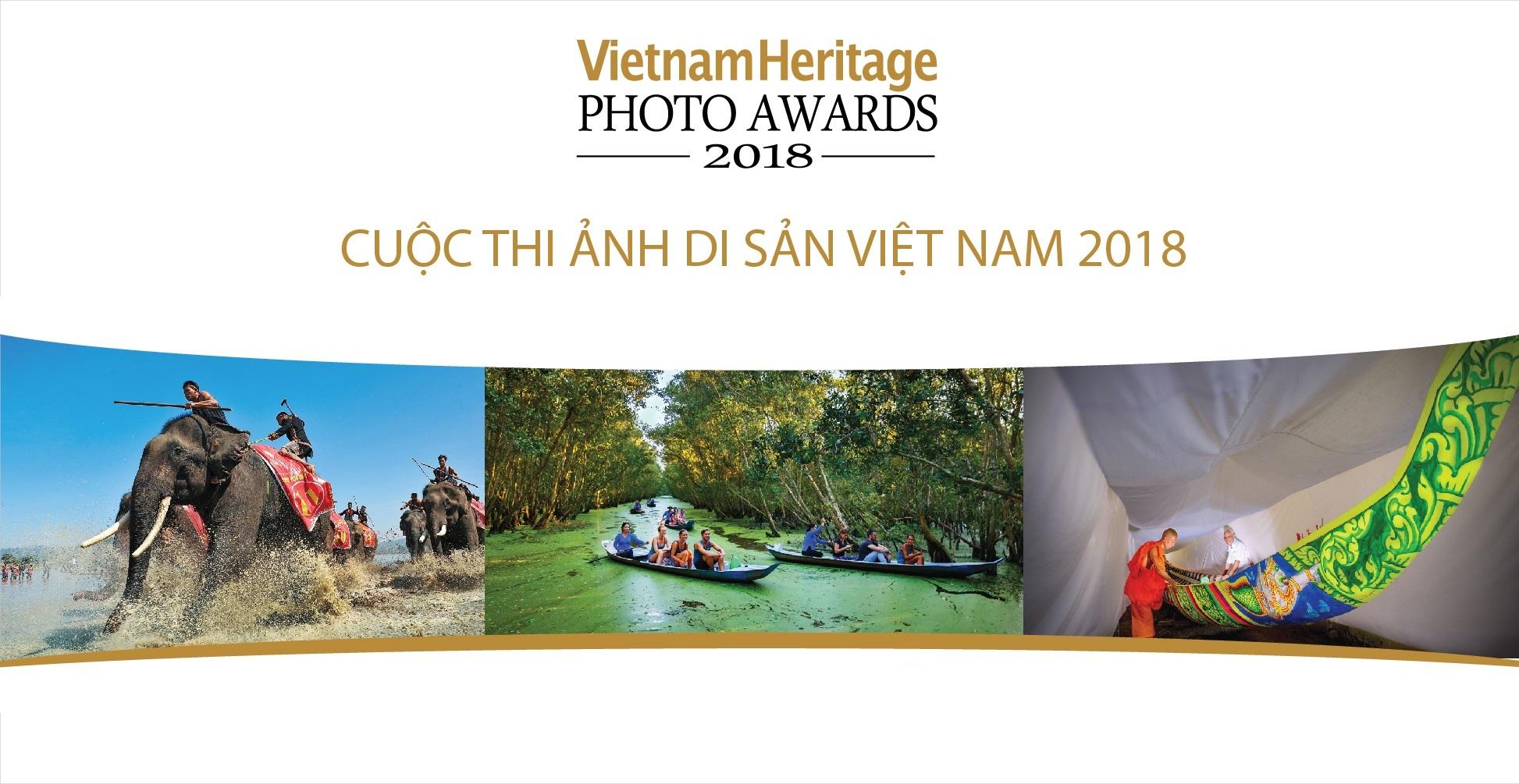 Canon phát động Cuộc thi ảnh Di sản Việt Nam – Vietnam Heritage Photo Awards 2018
