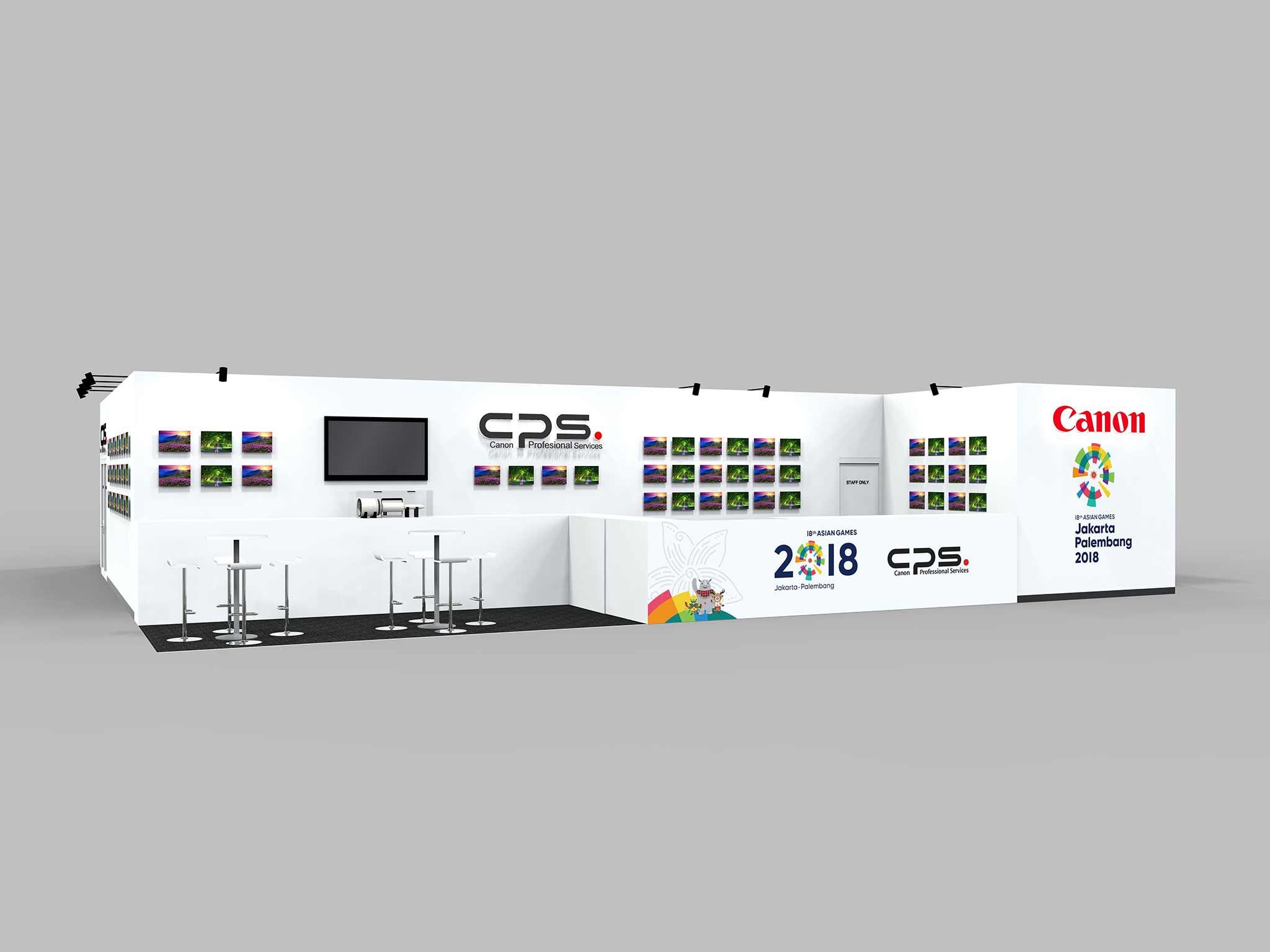Canon 贊助「2018亞洲運動會」 專業團隊進駐 設立專業攝影服務中心
