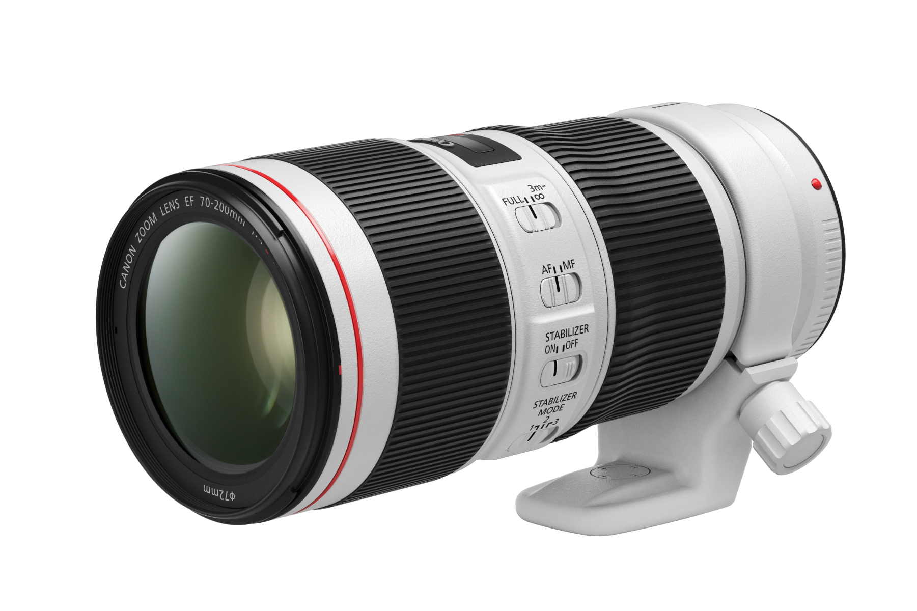Canon's New EF 70-200mm f/4L IS II USM Professional Telephoto Zoom Lens