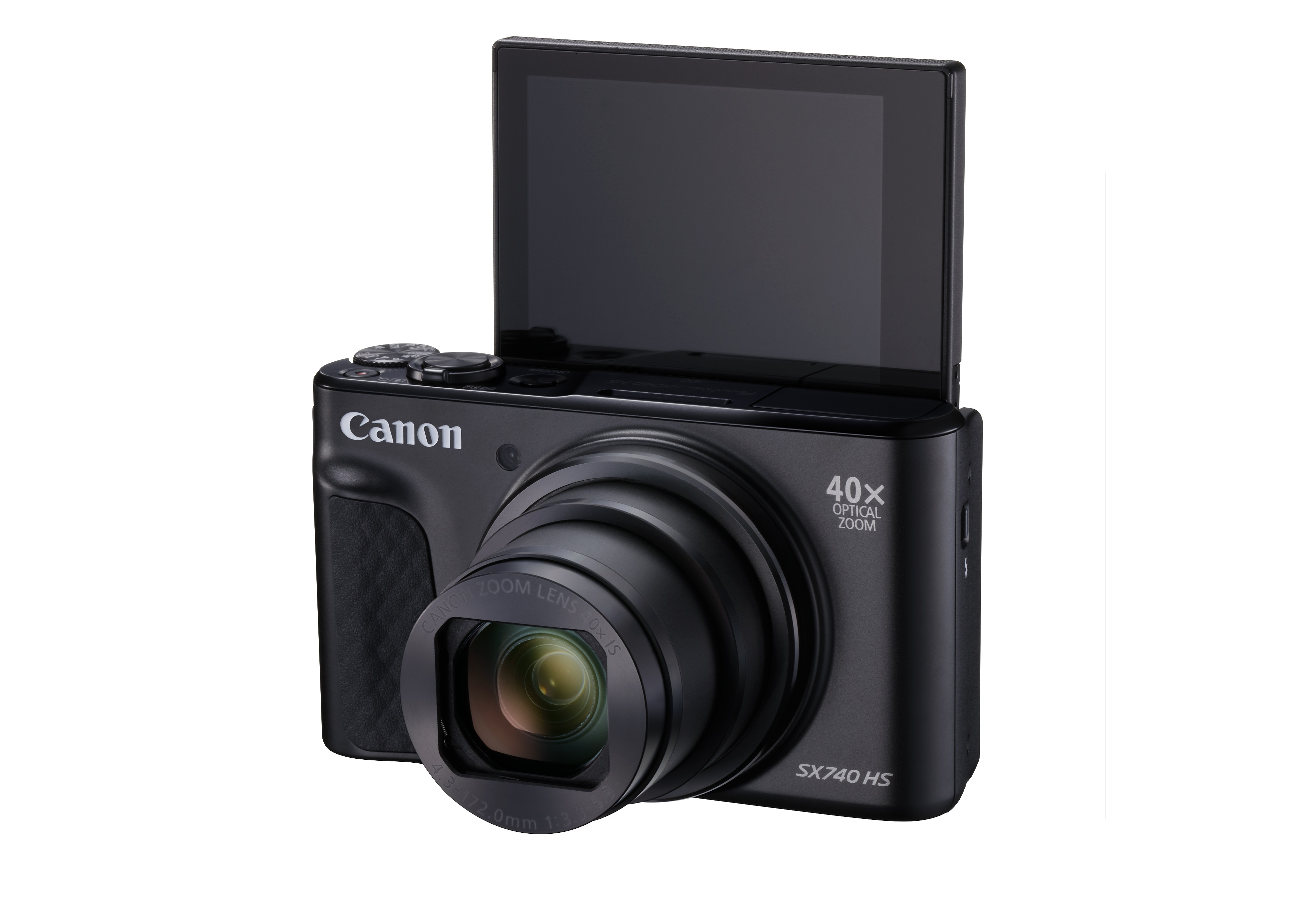 Canon Launches New PowerShot SX740 HS Digital Compact Camera