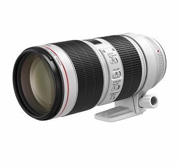 佳能推出全新EF 70-200mm f/2.8L IS III USM 專業遠攝變焦鏡頭