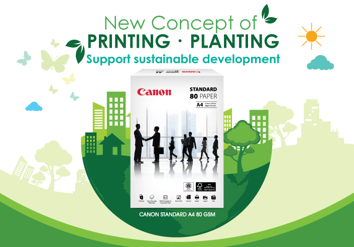 New Concept of Printing‧Planting
