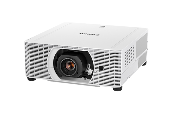 Canon launches a new family of laser and lamp LCOS projectors and interchangeable lenses