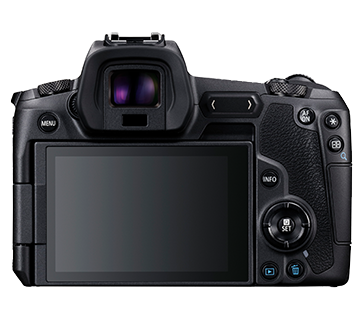 Canon EOS R Kit Back