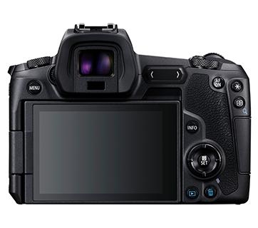 Canon EOS R Kit Back