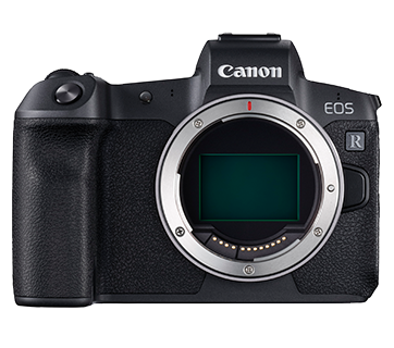 37af0b37ea3 Canon EOS R Body Front