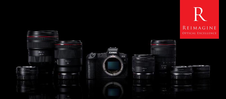 Reimagine Optical Excellence ยินดีต้อนรับสู่โลกใหม่แห่ง EOS SYSTEM แคนนอนจัดเต็ม กล้องตระกูล EOS R พร้อมเลนส์ RF อัดแน่นด้วยคุณภาพ