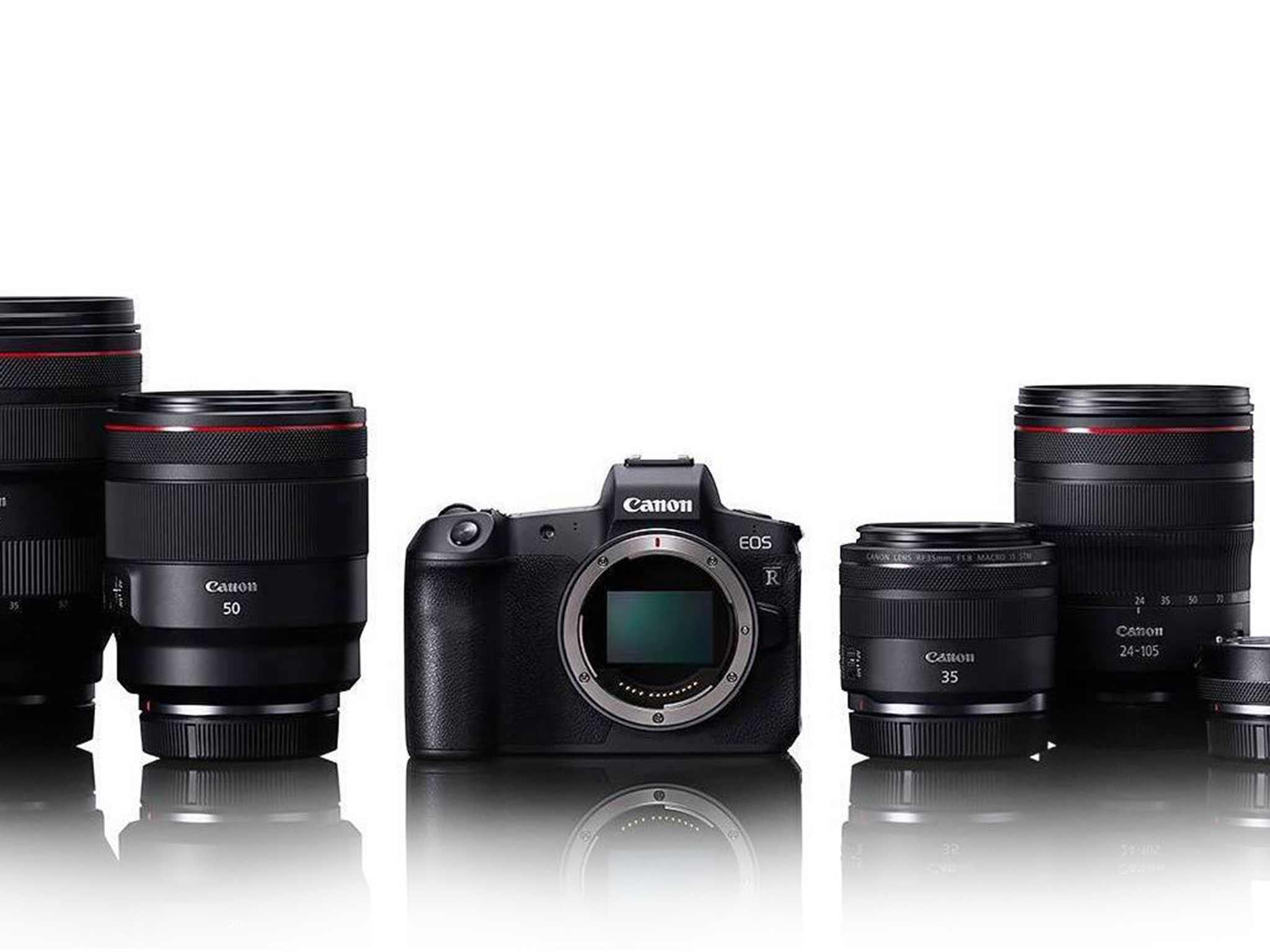 Canon 隆重推出全新 EOS R 系統 擴充EOS系統相機及鏡頭 進一步實現更高的影像畫質、更佳的操作性及更寬廣的攝影可能性