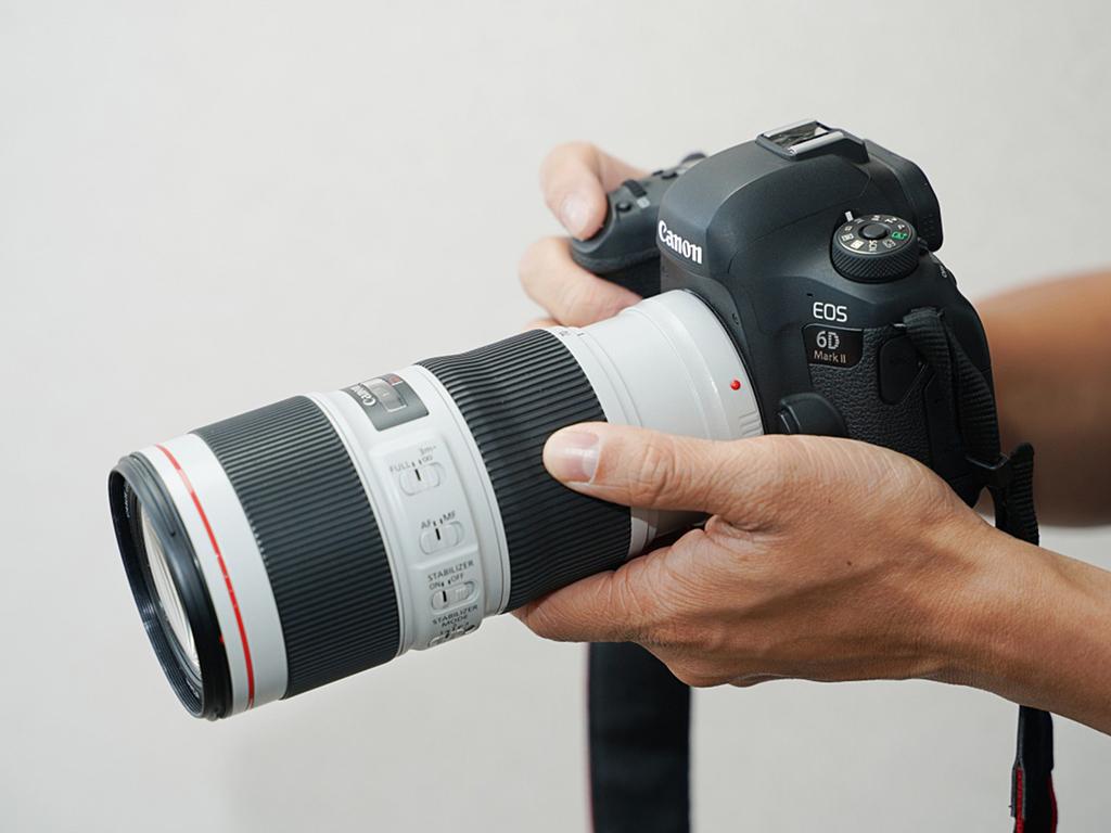 輕巧的街拍利器!攝影師張國耀的 Canon EF 70-200mm F4L IS II USM 使用心得
