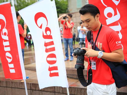 【人物專訪 徐國豪】拿起相機追尋影像存在感 - 2017香港Canon攝影馬拉松「公開組」評審大獎得主