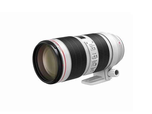 全新 EF 70-200mm f/2.8L IS III USM 專業大光圈望遠變焦鏡頭 極致影像再突破!