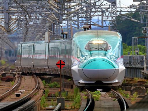 日本鐵道硬漢之旅 - 五天 4,650 公里日本新幹線大暴走