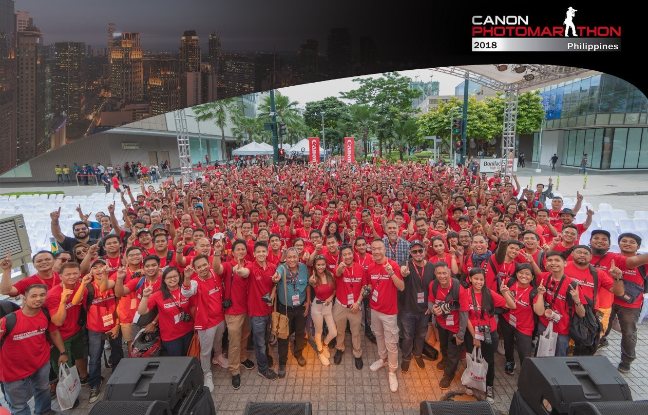 Filipino photographers create lasting impact  at Canon PhotoMarathon Philippines 2018
