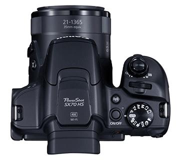 PowerShot SX70 HS