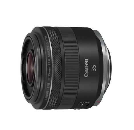佳能推出全新RF 35mm f/1.8 Macro IS STM