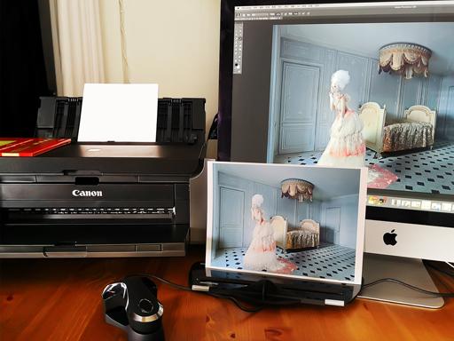 專業印表機校色分享 色彩管理秘訣大公開 - PIXMA PRO-10 專業相片印表機