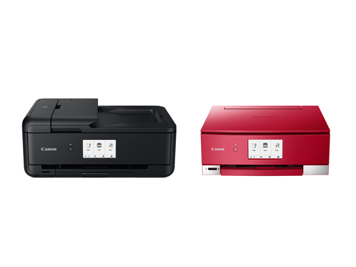 全新 PIXMA TS8270、TS9570 多功能相片複合機  時尚美甲、IG 照片、專屬個人創意輕鬆印