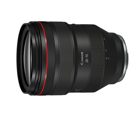 Canon launches the New RF 28-70mm f/2L USM