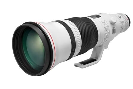 佳能推出EF 600mm f/4L IS III USM全球最輕超遠攝鏡頭