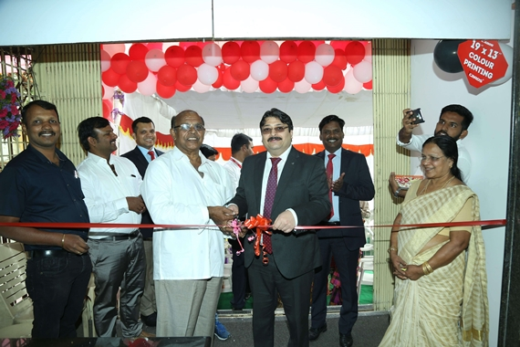 Canon India strengthens momentum in Telangana, installs first 80ppm imagePRESS C8000VP in the state