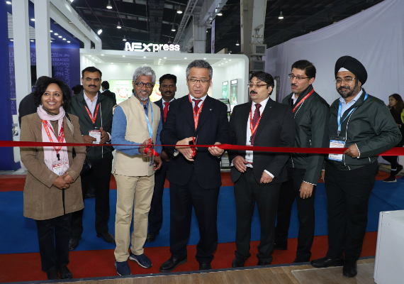 Canon India demonstrates its professional printing prowess at the latest edition of Print Pack 2019