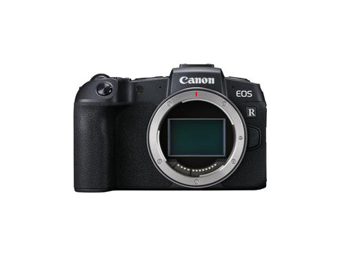 Canon 隆重推出 EOS RP 超輕巧全片幅數位無反光鏡相機 輕巧便攜及價格大眾化