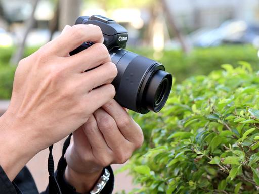 生活隨拍 ╳ 微光寫真的好幫手 - Canon EF-M 32mm F1.4 STM
