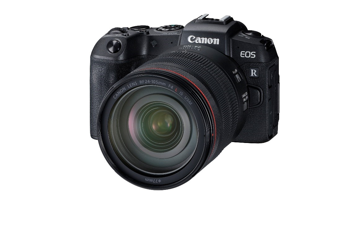 Canon introduces an exciting addition to its best-selling EOS R range – the Canon EOS RP