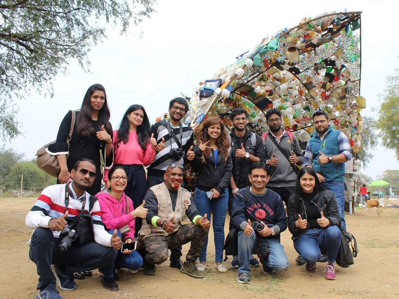 9b551ddccd8 Canon India takes ahead its sustainability vision  spreads awareness around  plastic waste management