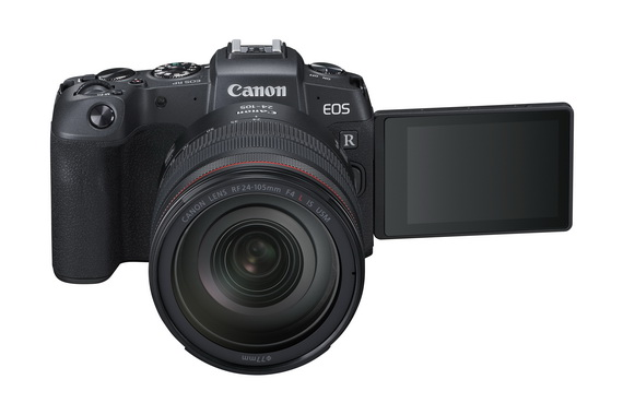 The Launch of Canon s Lightest Full-frame Mirrorless Camera EOS RP 2df85f63fd3