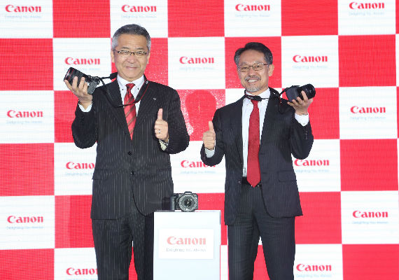 Canon brings a new addition in the EOS R family with the launch of its lightest and smallest Full-Frame mirrorless camera – Canon EOS RP