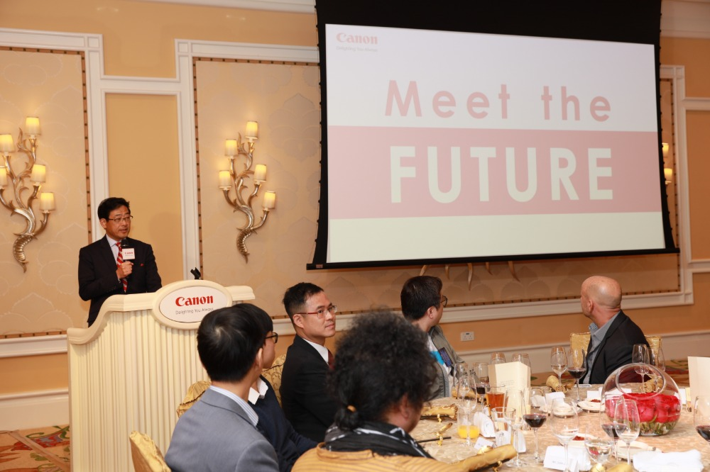 佳能香港慶祝澳門辦事處成立十周年啟發創新放眼粵港澳大灣 33e7cbd857f