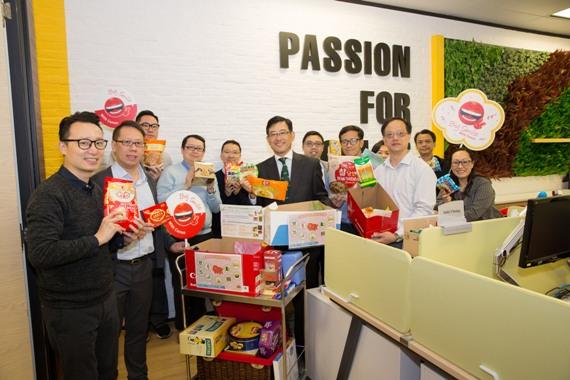 佳能香港提倡綠色環保渡歲