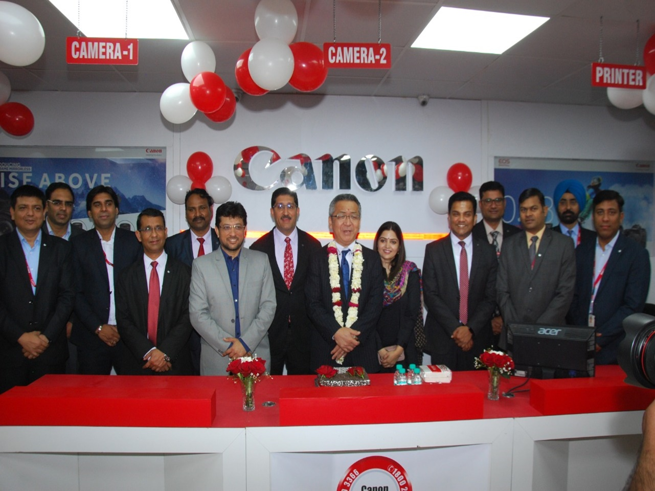 Canon expands its sales and service footprint in North India