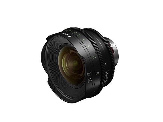 Canon Launches New 4K Cinema Prime Lens
