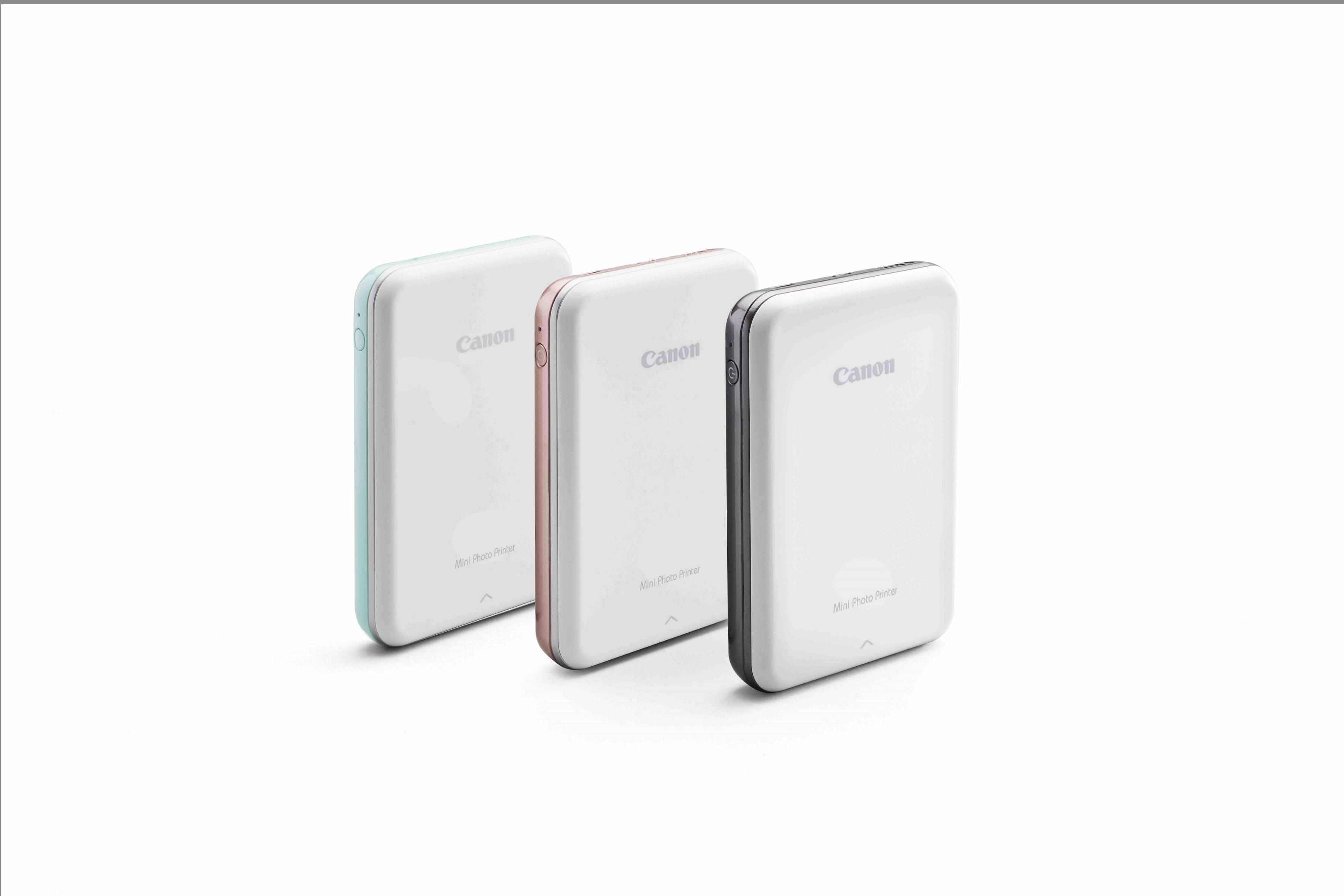 Creativity On-the-Go: Canon launches its smallest & lightest photo printer that fits your lifestyle