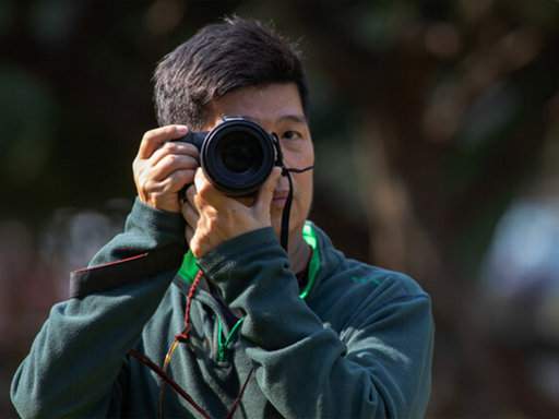 媒體攝影師施銘成 ╳ Canon EOS R 即戰力實測