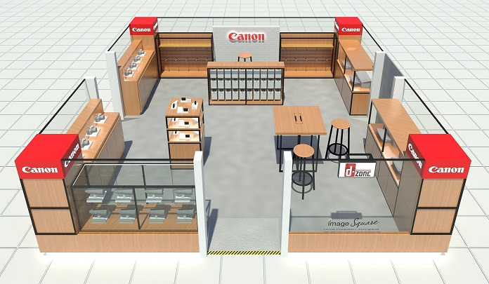 Canon announces new store location in Pampanga