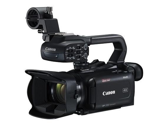 Canon New XA40 Compact Professional 4K Digital Camcorder